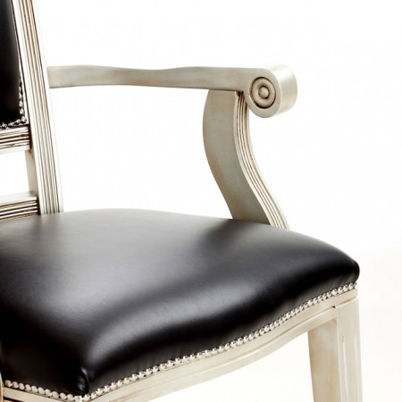 WBX Pompadour Dryer/Waiting Chair